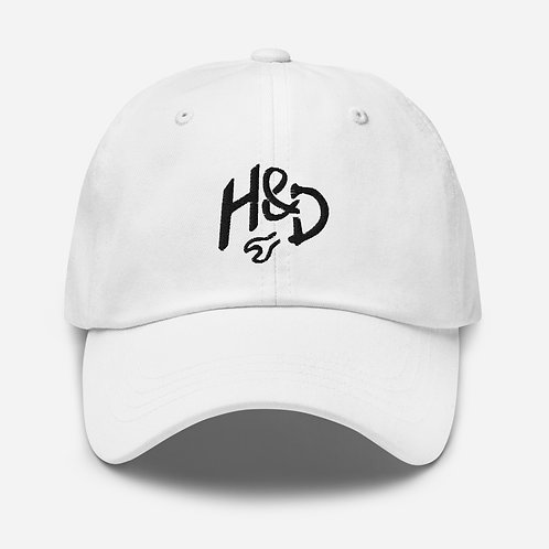 Embroidered H&D Cap