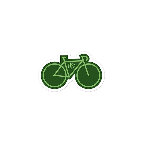 Sticker - Bicycle