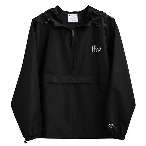 Packable Wet-Weather Jacket - Black
