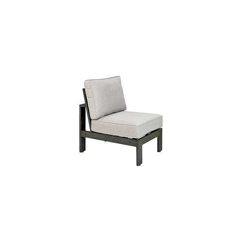New Paris Sectional Armless Club Chair