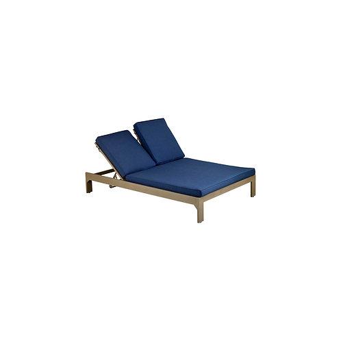 Paris Double Chaise Lounge