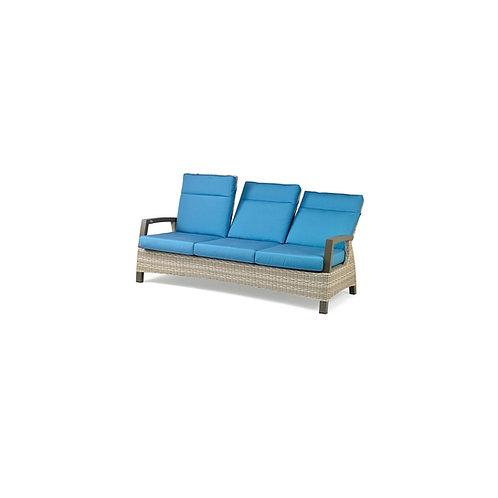 Lanai Platinum Sofa Recliner