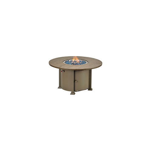 "Rome 48"" Round Fire Table"