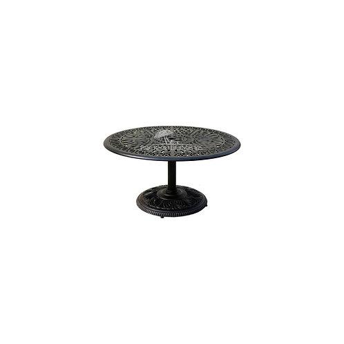 "Monarch Series 42"" Pedestal Tea Table"