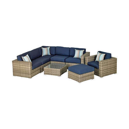 Del Rey Sectional Set