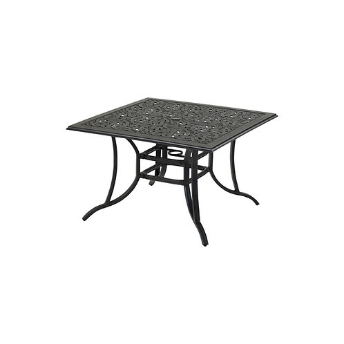 "Dynasty 44"" Square Dining Table"
