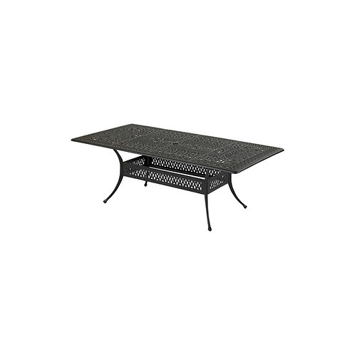 "Monarch Series 84"" x 44"" Rectangle Dining Table"