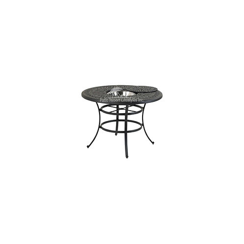 """Monarch Series 52"""" Round Counter Table"""