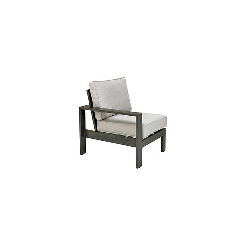 New Paris Sectional Club Chair Right Arm