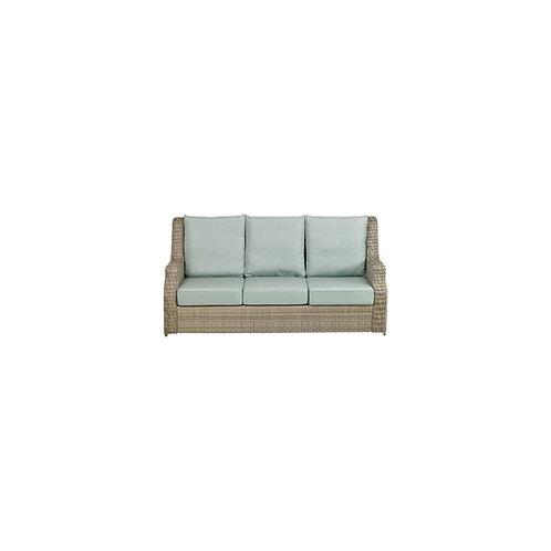Rome Platinum Deep Sofa