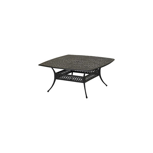 """Windsor 64"""" Square Dining Table"""