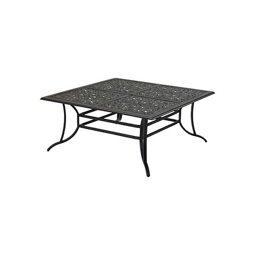 "Dynasty 64"" Square Dining Table"