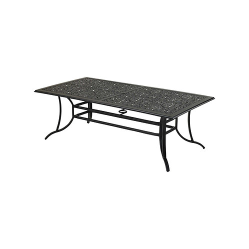 "Dynasty 84"" x 44"" Rectangle Dining Table"
