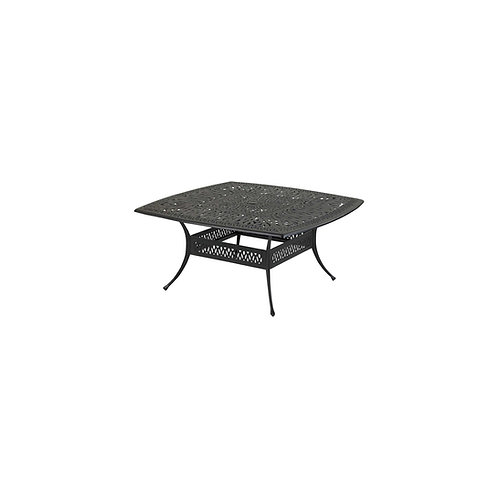 "Monarch Series 64"" Square Dining Table"