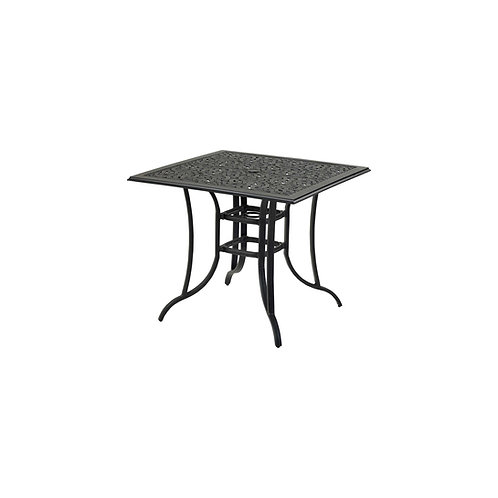 "Dynasty 44"" Square Counter Table"