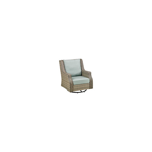 Rome Platinum Club Chair
