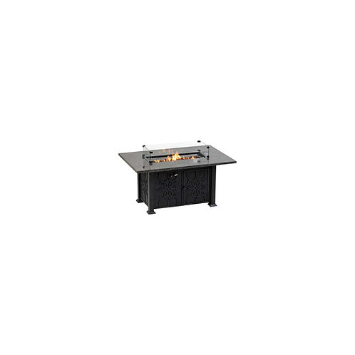 "Rome 53"" x 36"" Fire Table"