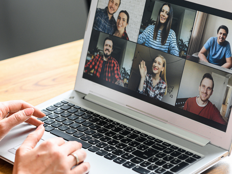 Top Tips for Putting Together an Engaging Virtual Team Building Experience