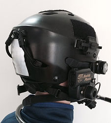 Scuba Diving Helmets, Cave Diving Helmets, OTS Guardian
