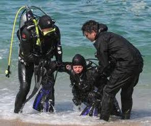 PADI, Rescue Diver, scuba diving, scuba, rescue