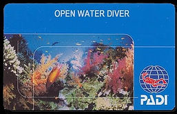 PADI, Open Water Diver, scuba diving, scuba diving lessons