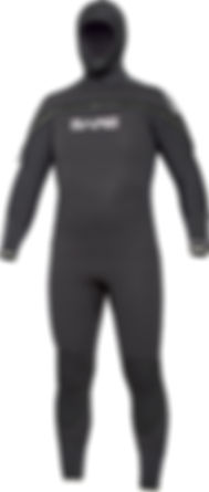 BARE Semi-Dry Wetsuit