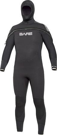 BARE Semi-Dry Wetsuit