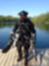 Jerry Bayus, scuba, scuba diving, scuba diving lessons, PADI