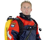 DUI, Diving Unlimited International, Drysuit