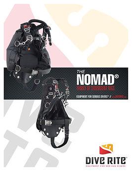 Dive Rite, Nomad, Sidemount