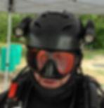 Scuba Diving Helmets, Cave Diving Helmets, Big Blue Dive Lights