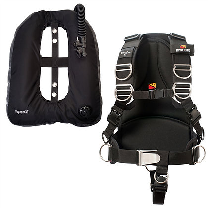 Dive Rite TransPac XT/Voyager Wing XT Package