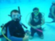 scuba diving merit badge, first aid merit badge
