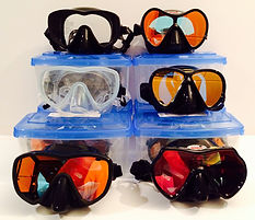 SeaDive, Dive Masks, Snorkeling, RecTec Divers