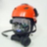 scuba diving helmets, underwater helmets, cave helmets