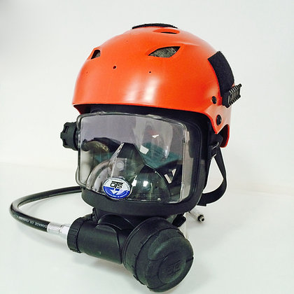 RecTEC Divers Dive/Underwater Helmet (CG Red)
