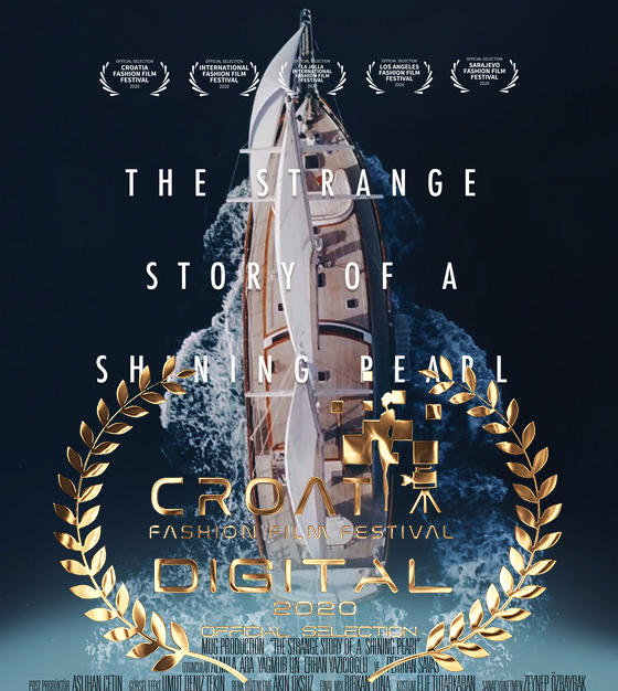 The Strange Story of a Shining Pearl