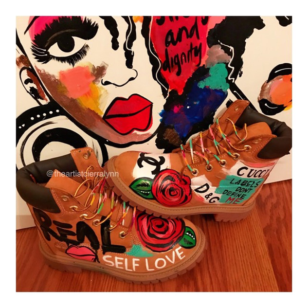 Custom timberland example #2