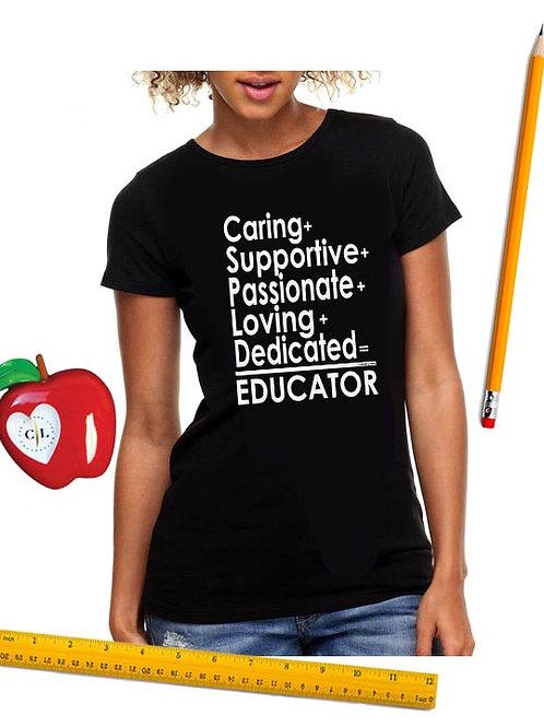 EDUCATOR Tee
