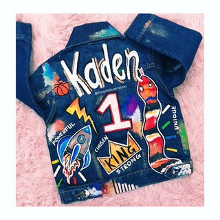 Kaden: Name and patch #3