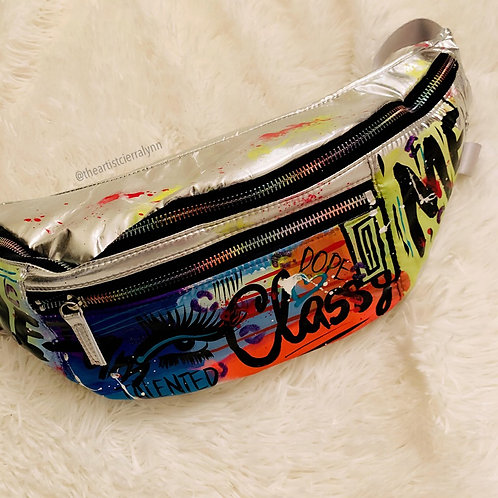 OVERSIZED CLASSY  FANNY PACK