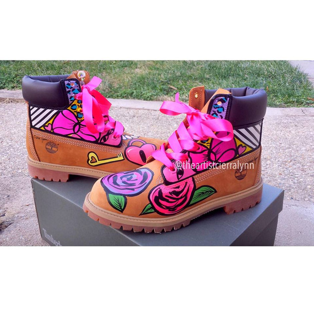 Custom timberland Example #1