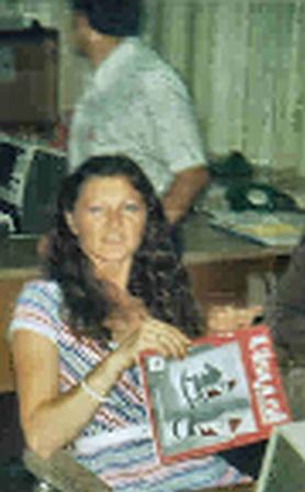 1981 Visyboard CROP (Janette) Jenny Pete