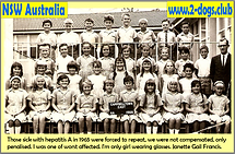 1966 Janette East Campbelltown Primary S