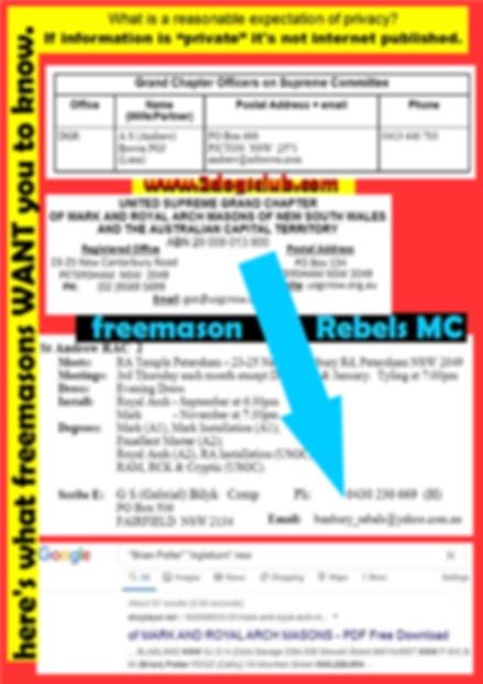 Card Free Masons and Politics Pg2 100pc.