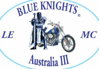 Pig MC Blue Knights Motorcycle Club CROP