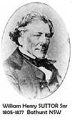 02 William Henry SUTTOR Snr 1805-1877  B