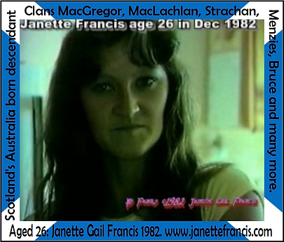 Card 1982 Janette from VCR Video V2 100p
