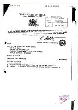 MMCU 1991 Conspiracy Serious Criminal Fr
