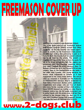 1959 to 2020 State Terrorism for FREEMAS